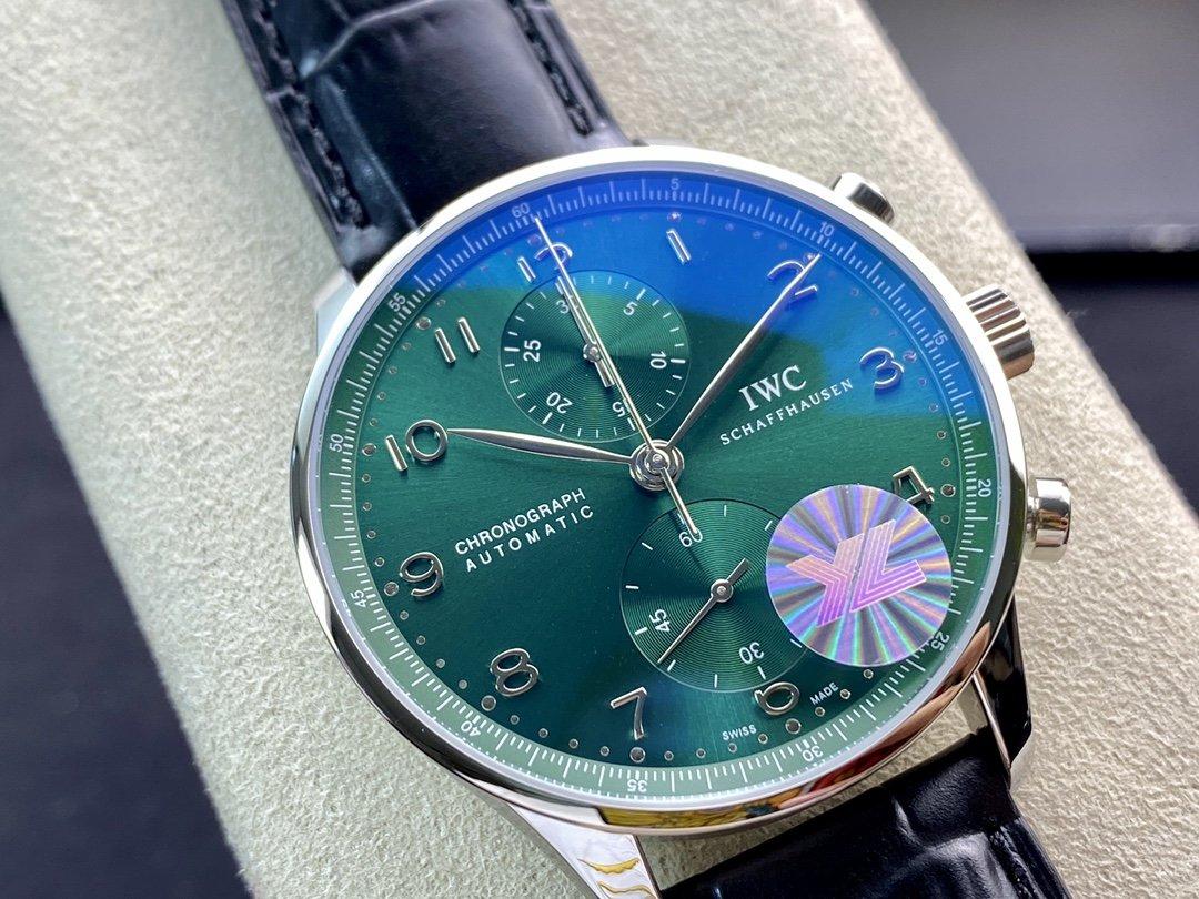 YL廠高仿萬國IWC 葡計葡萄牙系列透底150周年版複刻手錶手表