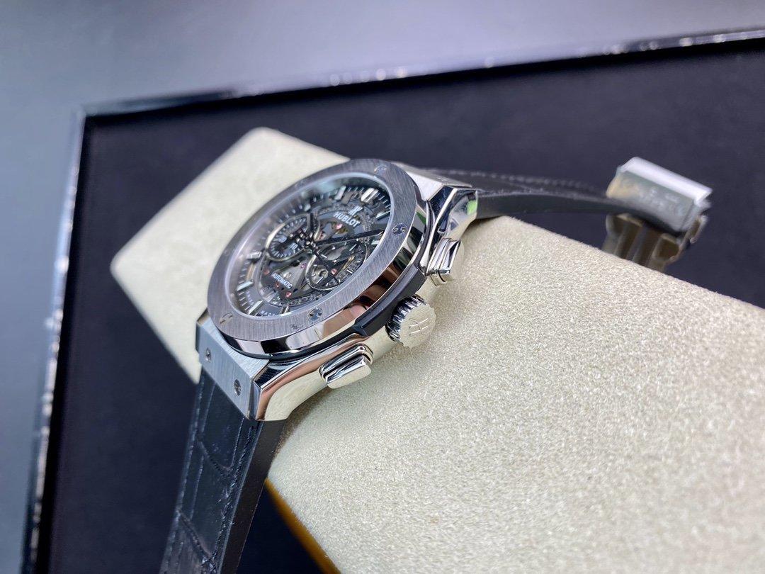 TA廠宇舶hublot恒寶表經典融合CLASSIC FUSION系列7750計時機芯45MM高仿手錶