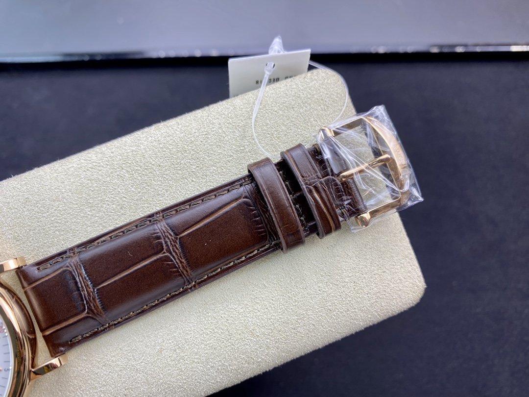 V7廠高仿萬國IWC波濤菲諾2892機芯40MM高仿手錶
