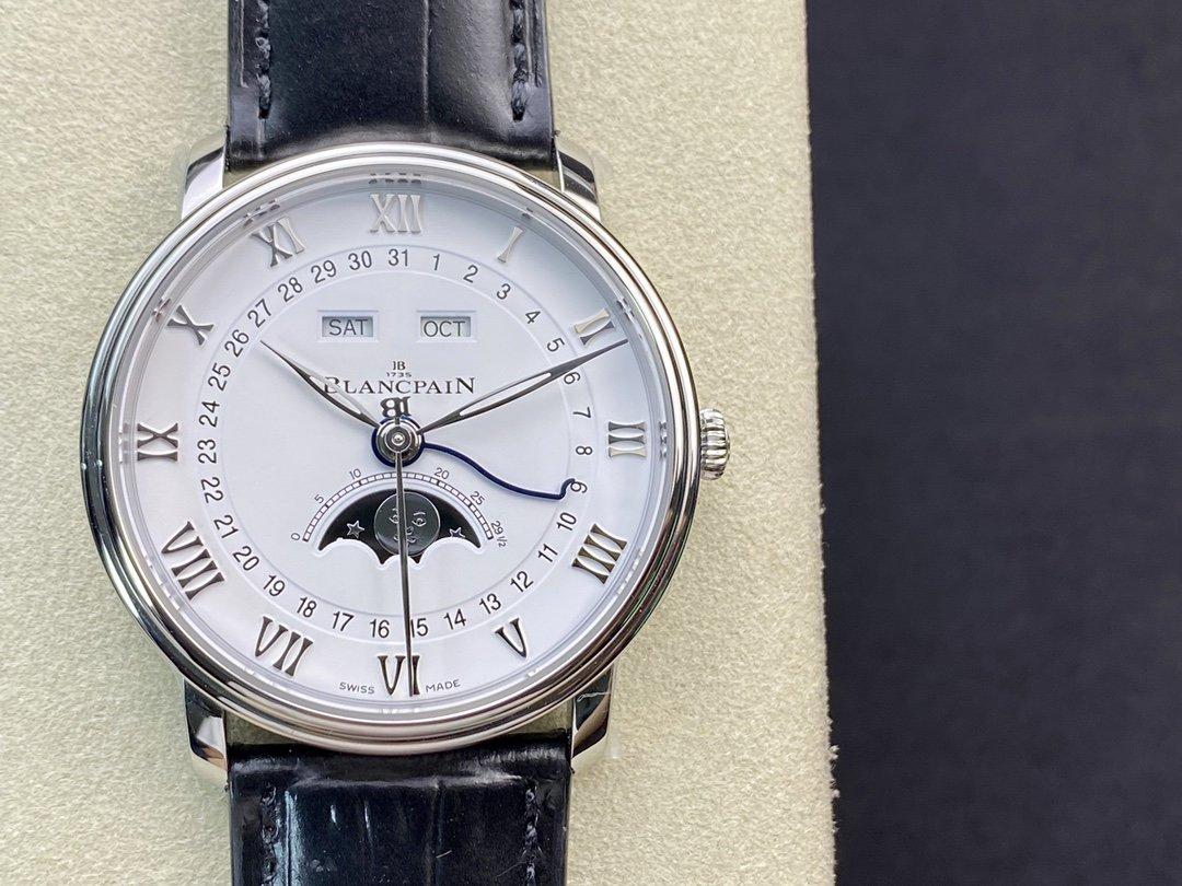 OM廠高仿寶珀villeret 經典6654全新V3升級版11.7MM複刻手錶