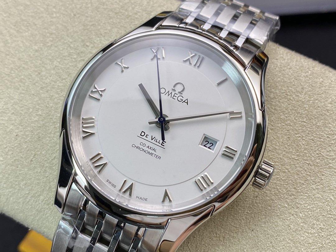 TW廠高仿歐米茄 蝶飛系列 Cal.8500 同軸機芯複刻手錶