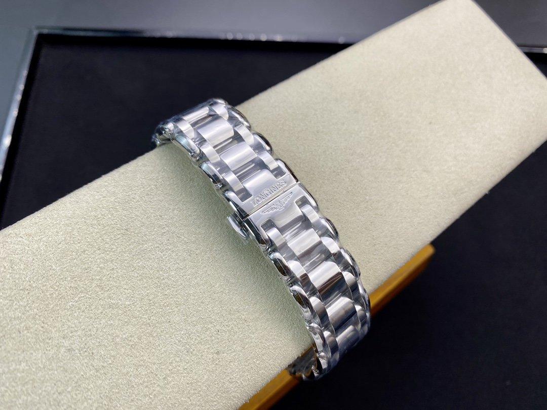 GS廠浪琴表心月系列月相腕表瑞士石英機芯31MM複刻手錶