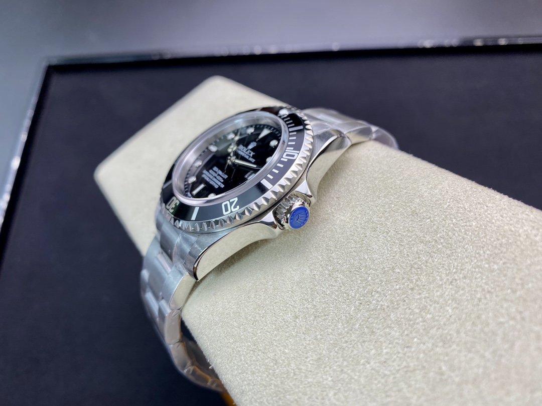 BP廠高仿勞力士復古海使SEA系列 復古小鬼王 鋁圈圈口 2836穩定機芯40MM複刻手錶