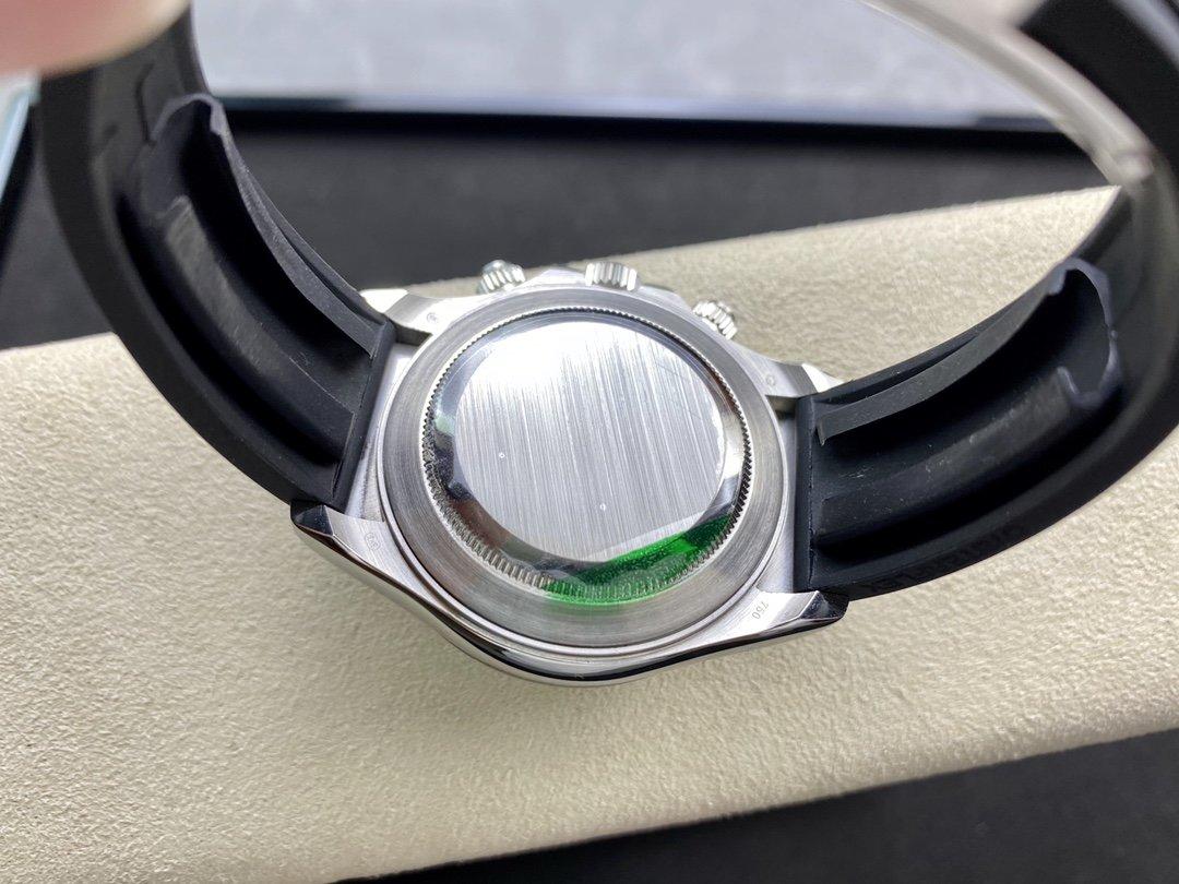 稀缺款BP廠高仿勞力士貝殼鑽盤迪通拿系列7750機芯計時機芯40mm複刻手錶