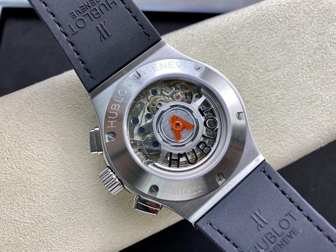 TA廠宇舶hublot恒寶表經典融合CLASSIC FUSION系列7750計時機芯45MM複刻手錶