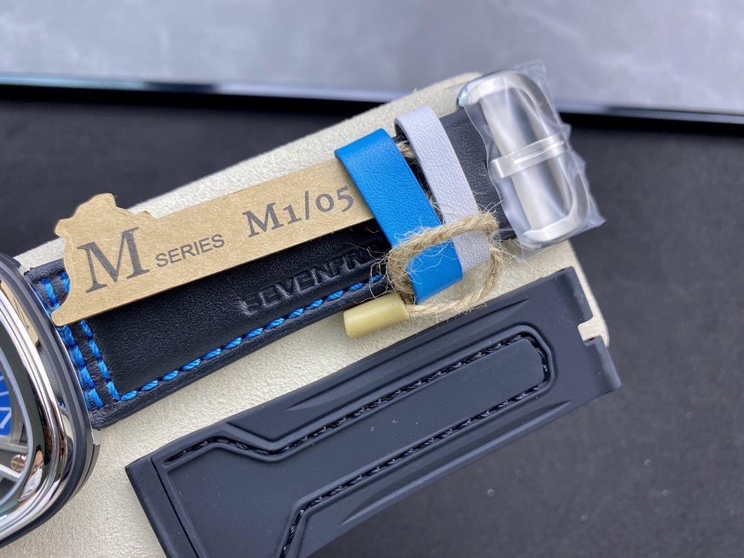 七個星期五 seven Friday型號M1/05系列47MM複刻手錶