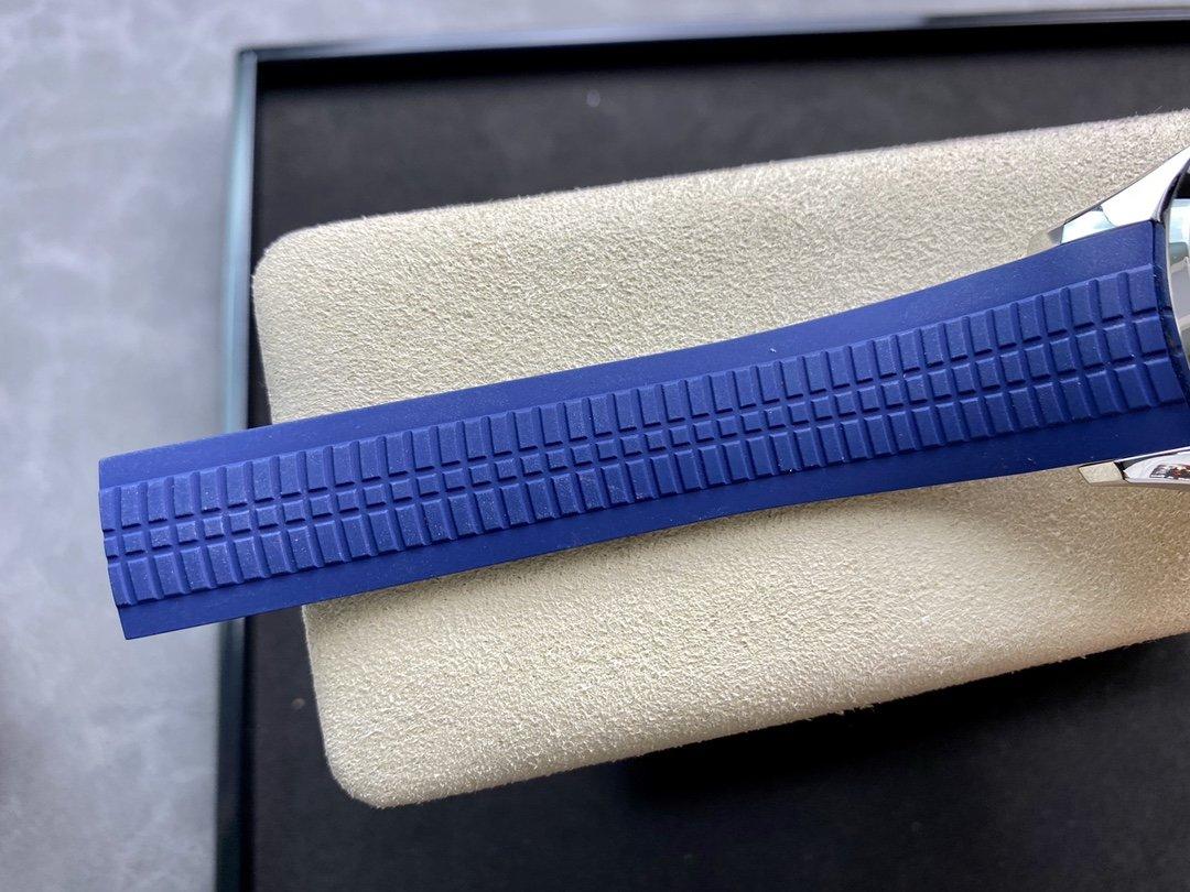 OM廠高仿百達翡麗手雷計時腕表全新5968A-001一體機芯複刻手錶