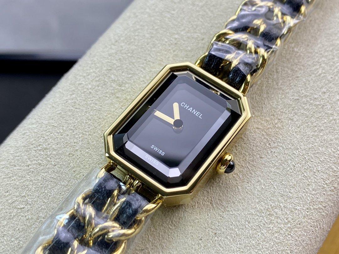 原單香奈兒 Premiere系列手鏈手錶瑞士機芯20MM一比一複刻手錶