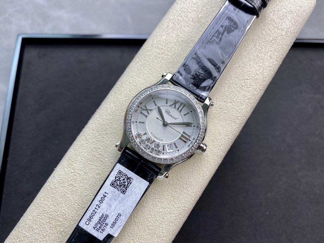 NR廠蕭邦快樂鑽七鑽36mm(HAPPY DIAMONDS)2892機芯30MM/36MM一比一複刻手錶