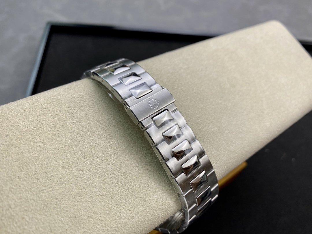 PPF廠V4版高仿百達翡麗超級鸚鵡螺Cal.324機芯41MM複刻手錶