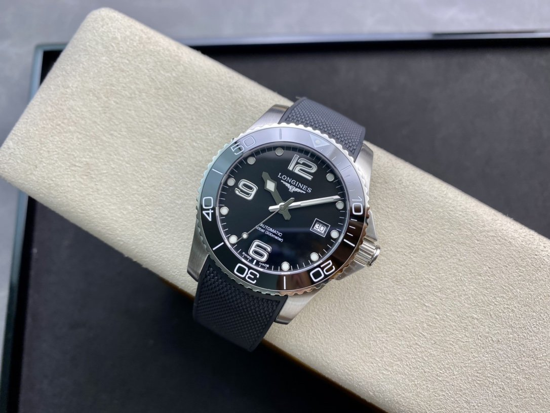 【一表一卡,三碼合一】TW高仿浪琴康卡斯水中霸主2824改L888.2機芯41MM複刻手錶