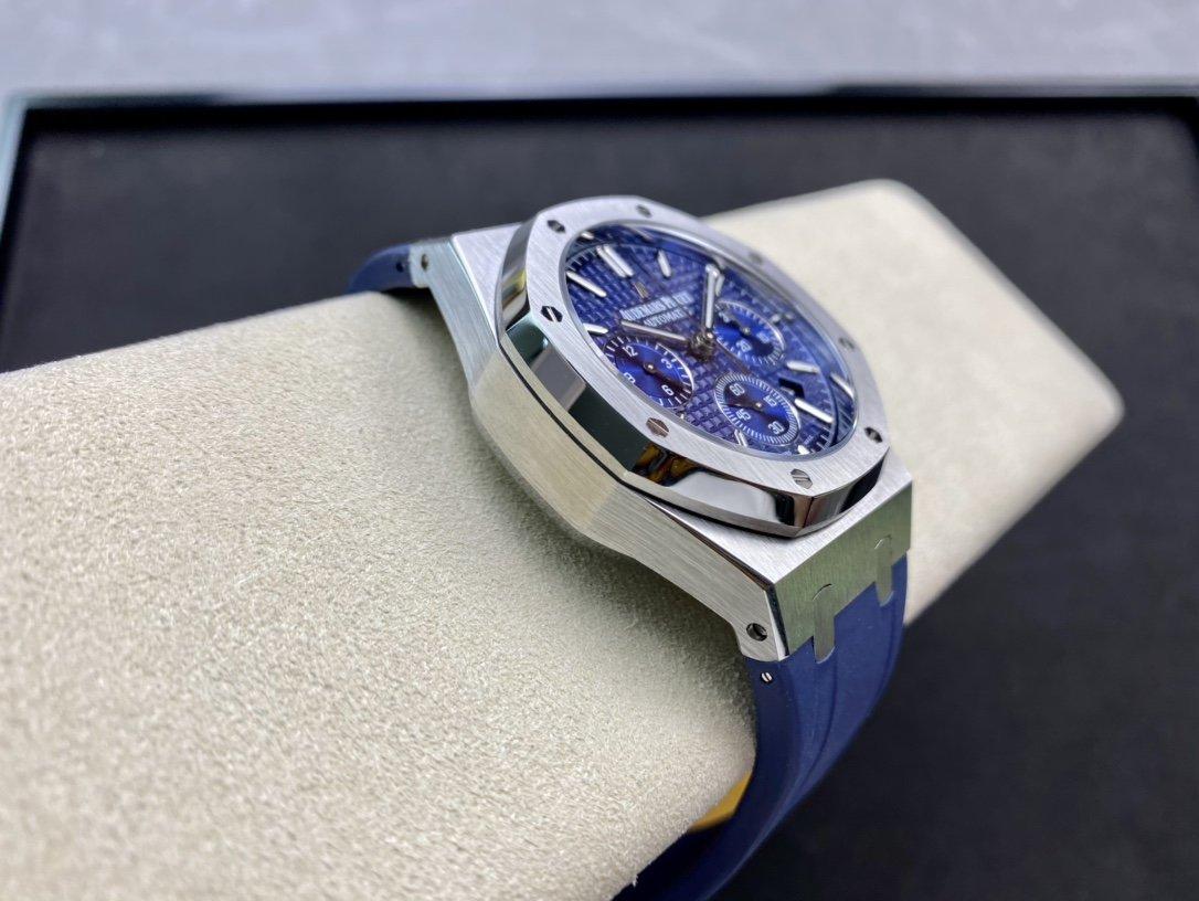 BF廠V2升級版高仿AP/愛彼 皇家橡樹系列26331OR計時碼表7750機芯41MM複刻手錶