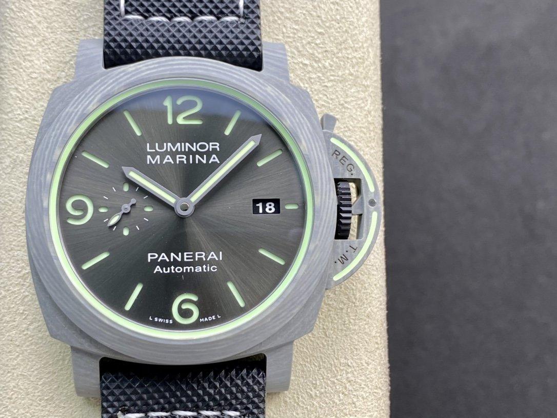 VS廠新品高仿沛納海Pam1119型號44MM複刻手錶