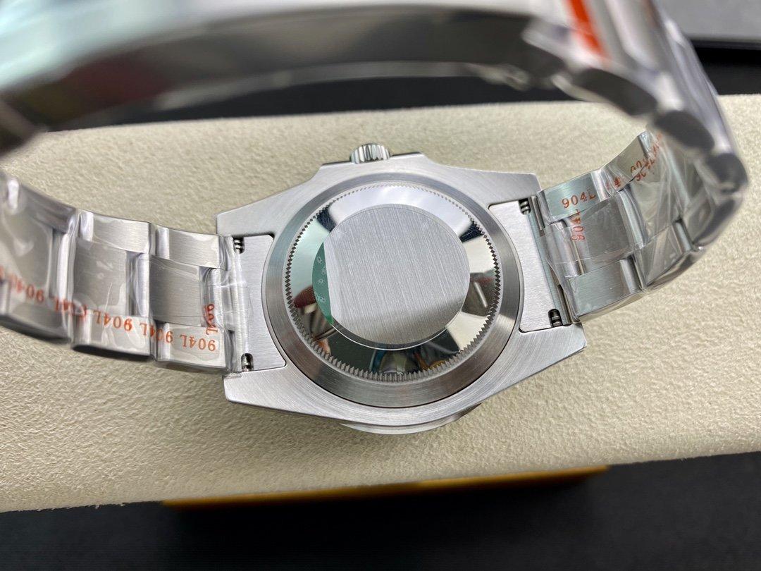 NOOB 劳力士潜航者V11版绿水鬼116610LV复刻手表N厂手表