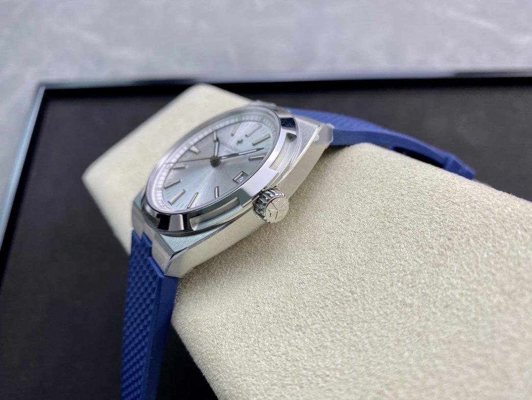 高定款8F廠V3版Vacheron Constantin 江詩丹頓 Overseas 縱橫四海9015改 5100機芯複刻手錶