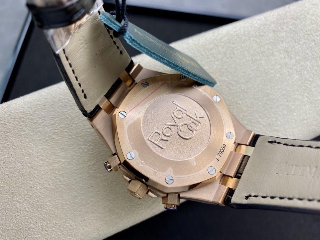 OM廠V2版精仿愛彼皇家橡樹26331計時系列2385機芯複刻手錶