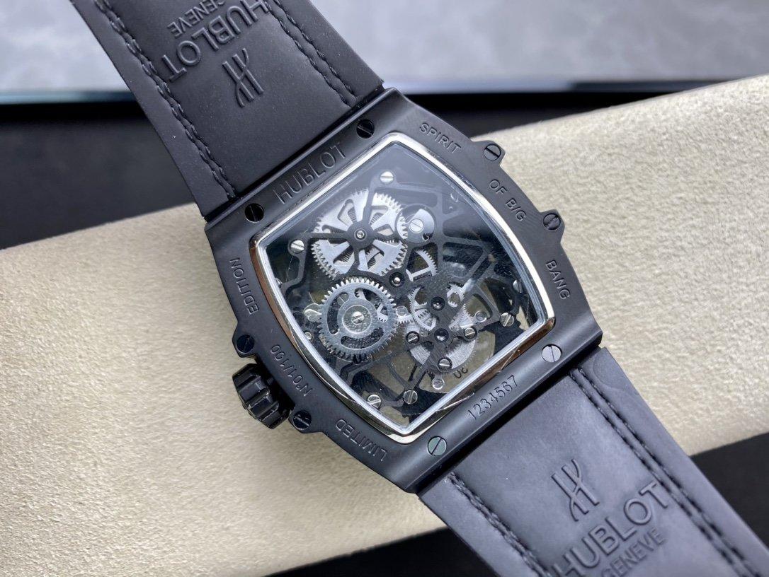 JB廠高仿宇舶(恒寶)MASTERPIECE系列906款真陀飛輪複刻手錶