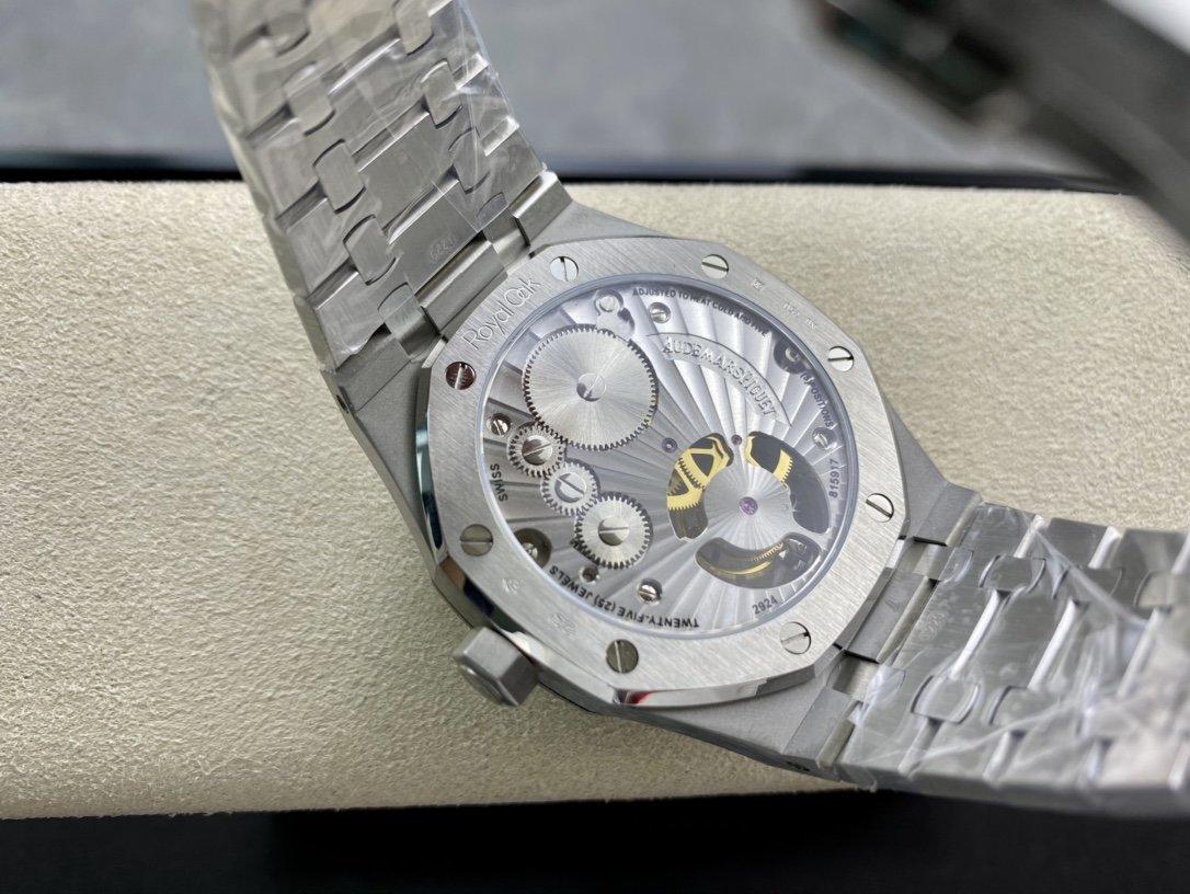 R8廠高仿愛彼AUDEMARS PIGUET皇家橡樹陀飛輪型號:26515OR.OO.120OR.01複刻精仿手錶