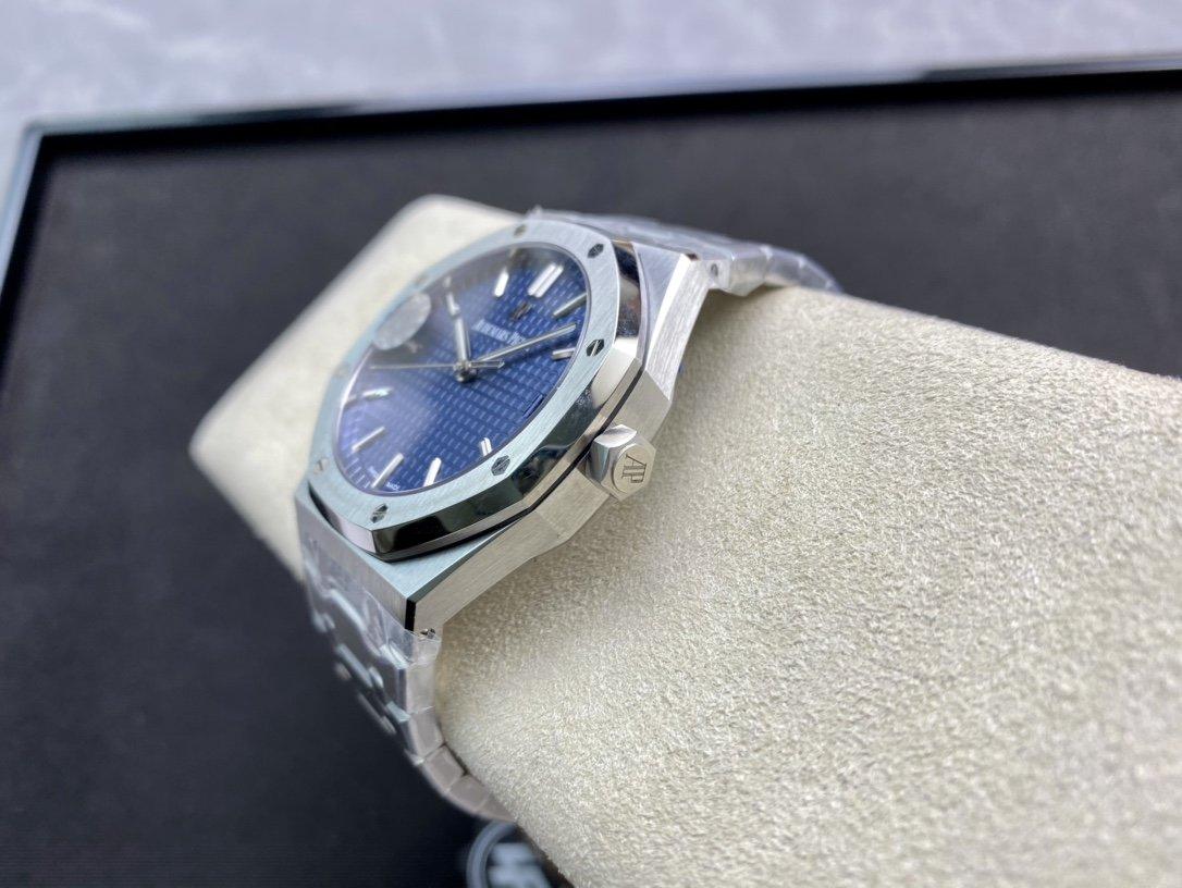 ZF廠愛彼皇家橡樹AP15500鋼表之王CAL.4302機芯41MM一比一複刻手錶