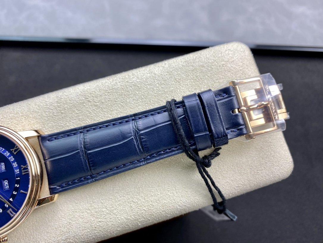 OM廠高仿寶珀villeret 經典6654 複刻手錶