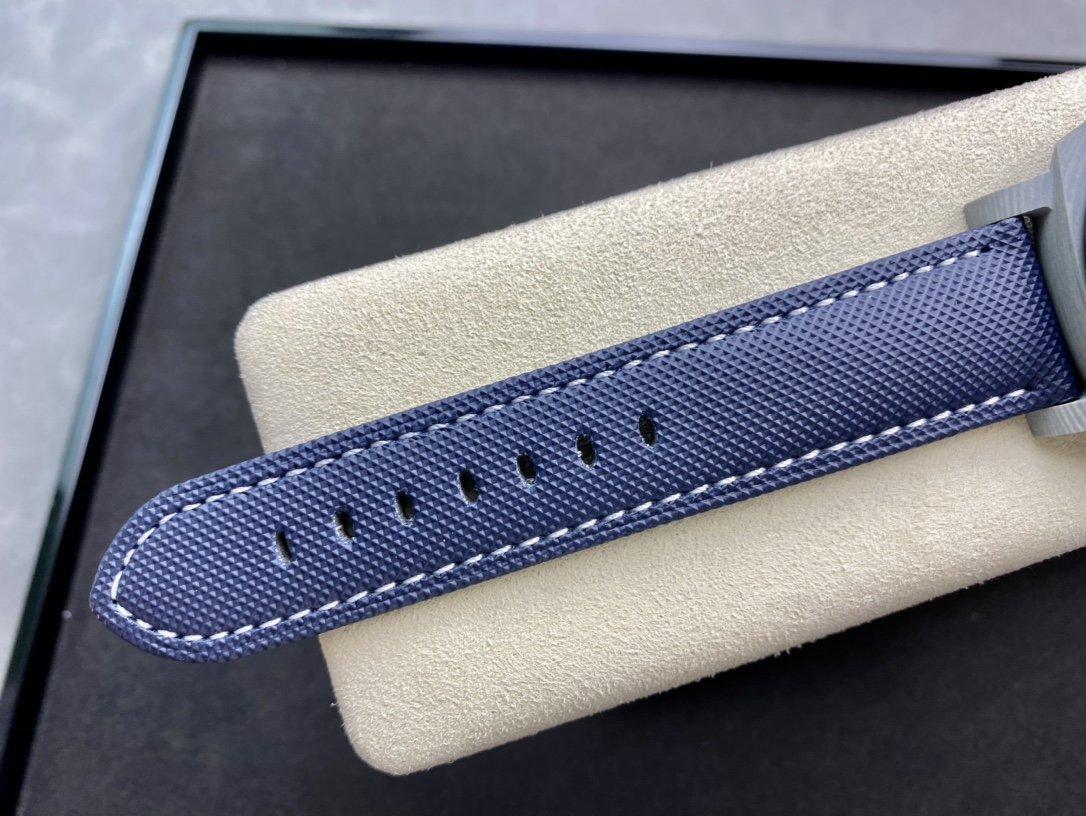 VS厂高仿沛纳海Pam1663最新碳纤维材44MM复刻手表