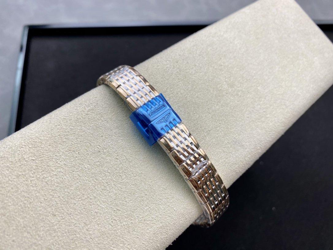 經典不敗的浪琴嘉嵐系列-休閒時尚女士石英腕表尺寸24mm複刻手錶