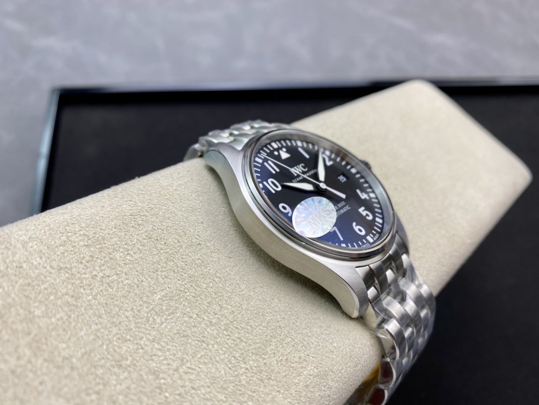 V6廠出品V7版一表一卡一碼高仿卡地亞藍氣球系列33mm複刻手錶