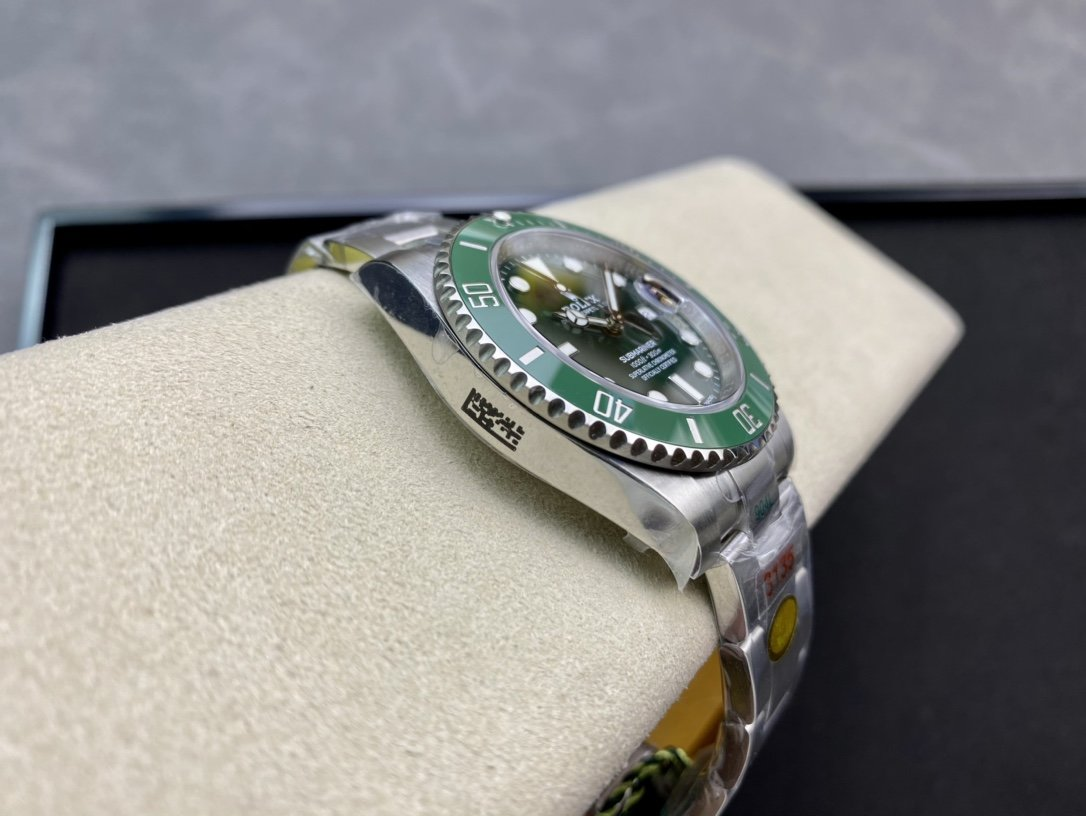 ZF廠高仿勞力士綠水鬼116610LV黑水鬼116610LN 裝3135機芯複刻手錶