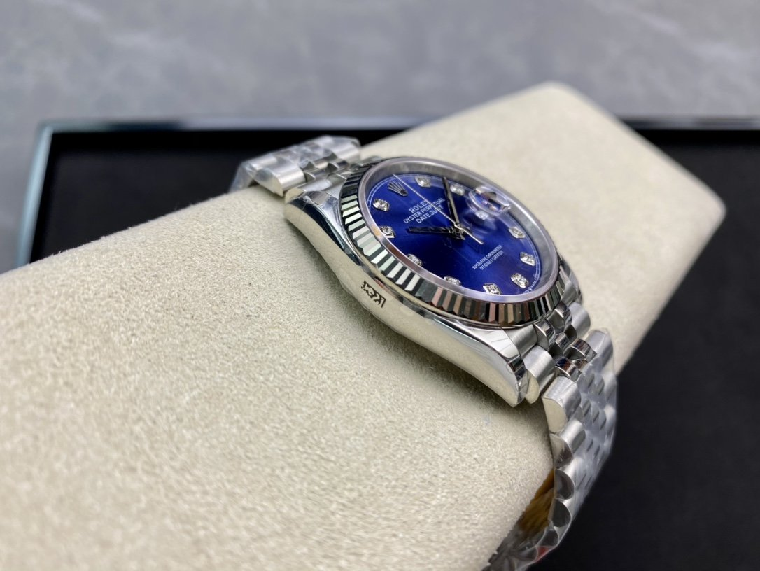 EW Factory高仿勞力士Rolex原版開模36MM装3235自動機械機芯日誌型系列126233複刻手錶