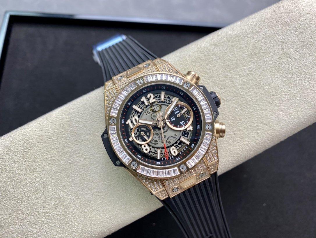 HB廠經典宇舶HUBLOT —BigBang大爆炸計時碼表複刻手錶