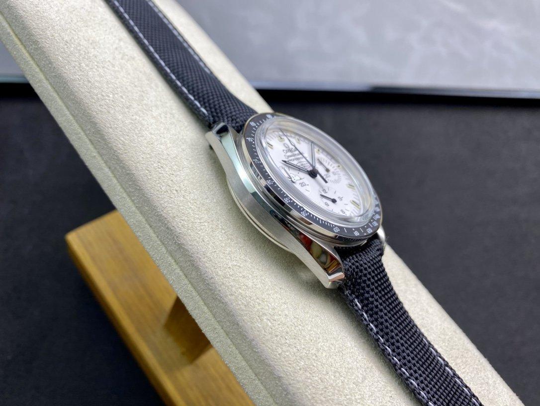 OM廠史努比V2升級版omega高仿歐米茄登月超霸複刻手錶
