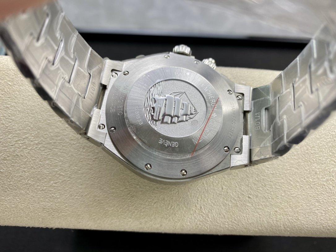 是男人就要縱橫四海TWA高仿江詩丹頓縱橫四海多功能腕表1222—SC型機芯42MM複刻手錶
