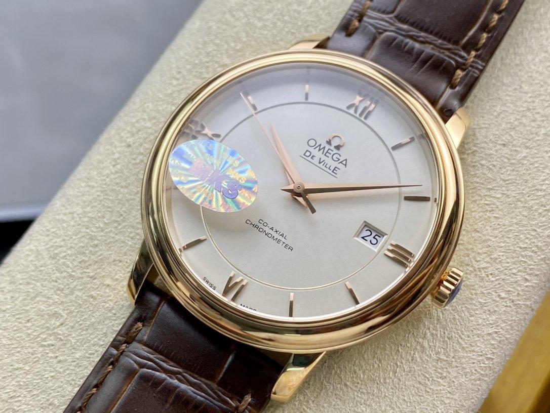 MKS經典名作複刻史上最強歐米茄蝶飛系列腕表9015機芯40MM複刻手錶