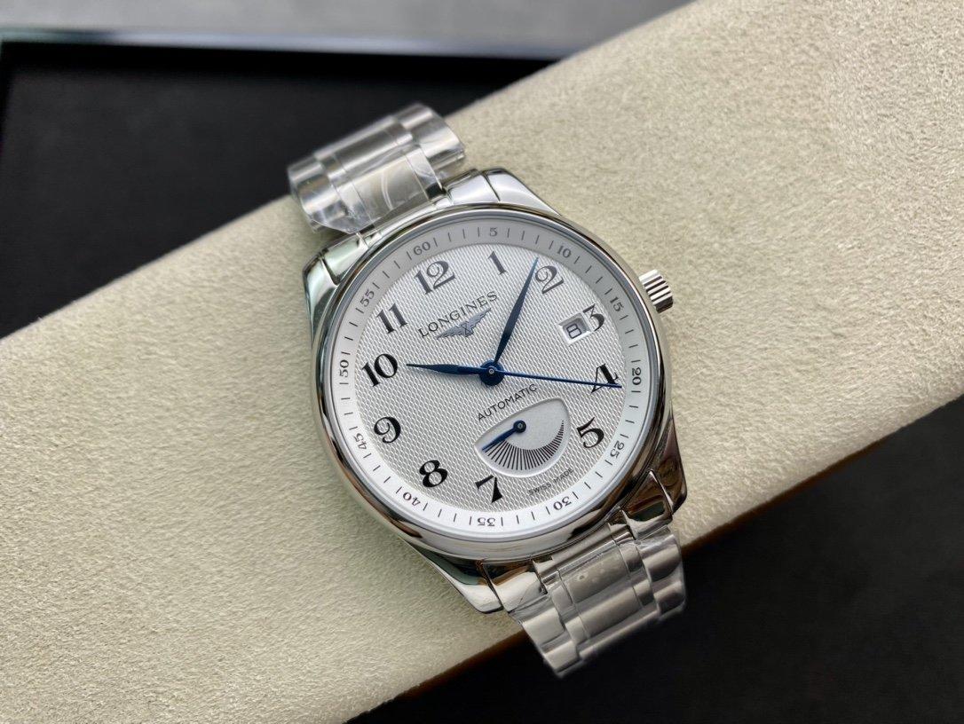GS廠高仿浪琴動能顯示名匠系列L2.666.4.78.6腕表複刻手錶