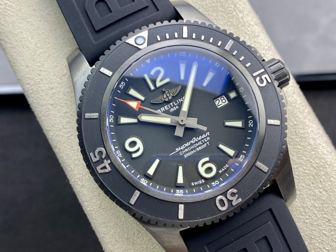 TF廠百年靈超級海洋系列腕表2824機芯46MM複刻手錶