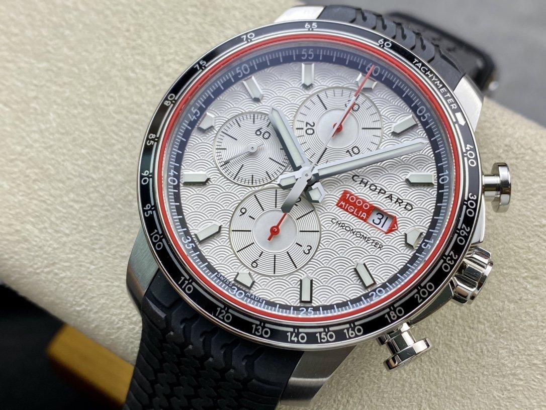 V7廠高仿蕭邦chopard賽車系列複刻手錶