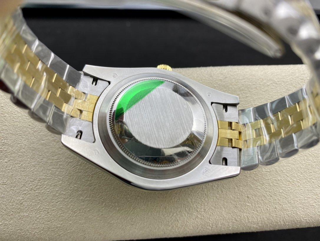 TW高仿勞力士日誌系列2836機芯41mm複刻手錶
