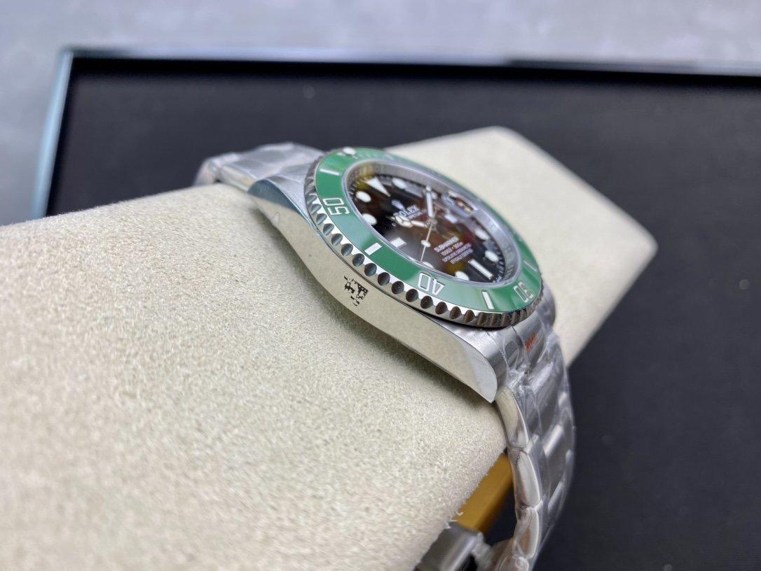 Green綠廠2020年勞力士最新綠鬼126610lv複刻手錶
