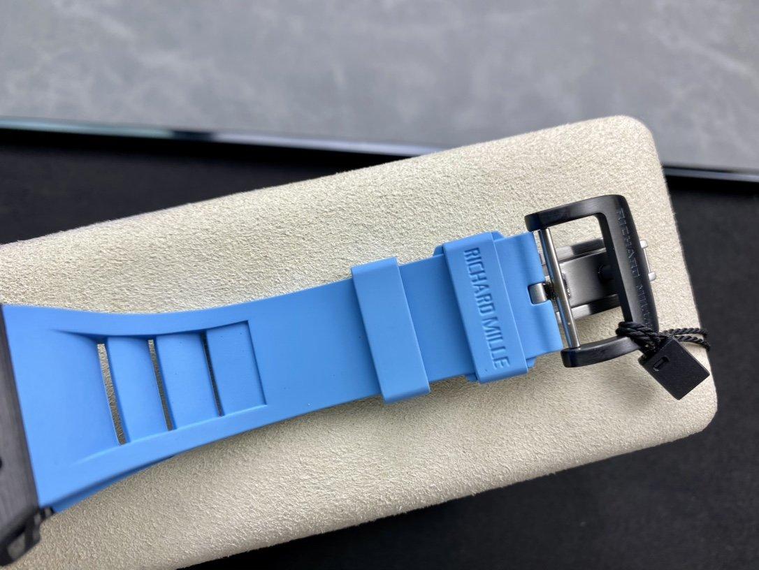 Z廠原裝紋路高仿理查徳米爾RM35-02全碳纖維系列複刻手錶