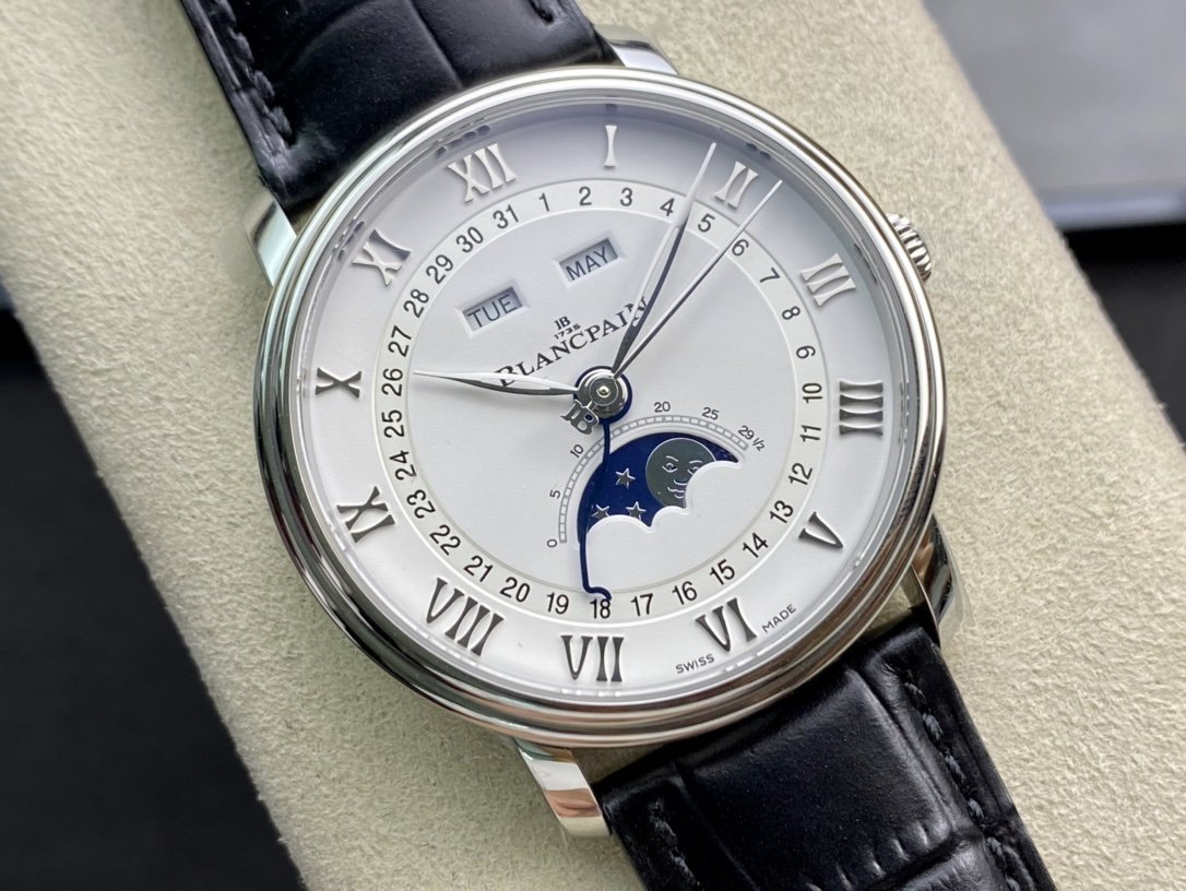 OM高仿寶珀villeret 經典6654複刻手錶