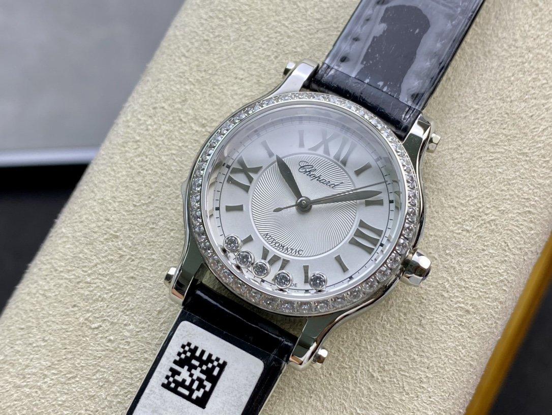NR Factory蕭邦CHOPARD快樂鑽系列原版開模2892機芯30MM複刻手錶
