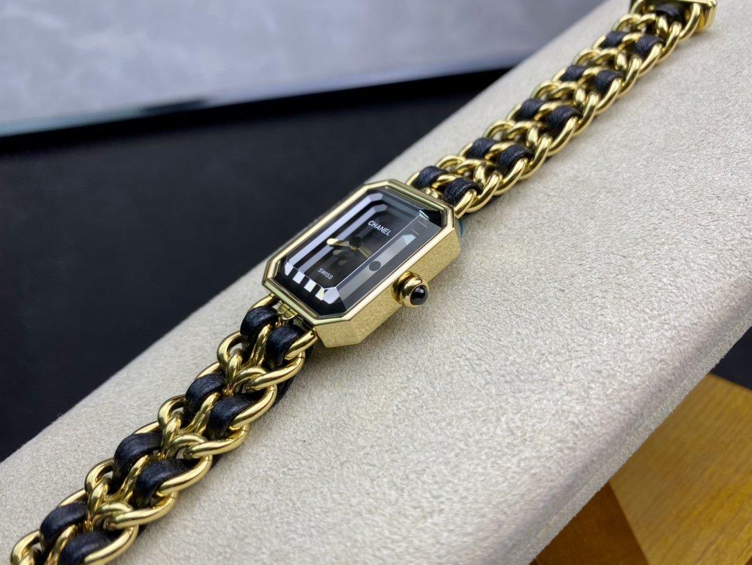 原單香奈兒Premiere系列香奈兒與1987年推出的第一專款為女性設計的腕表