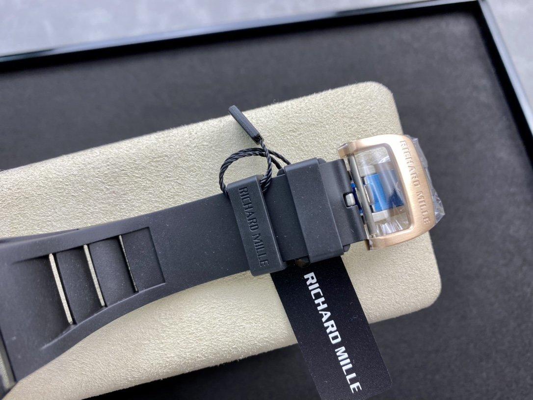 KV台湾厂精仿手表理查德米勒RM011菲利普-马萨限定版复刻手表