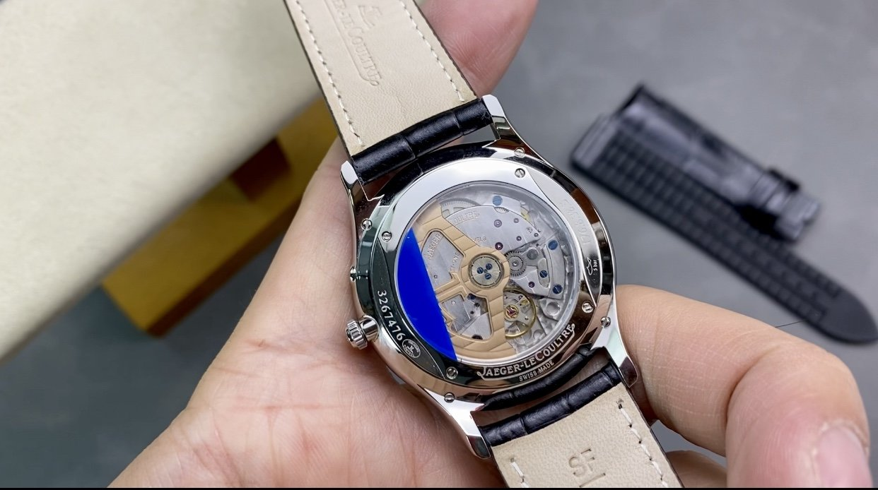 "ZF廠精仿積家一體機""超級小丑Q1368420複刻手錶腕表"