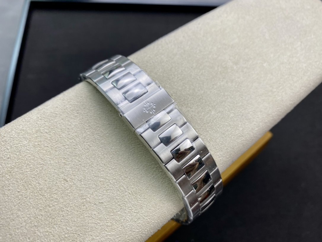 MP高仿百達翡麗鸚鵡螺鋼表之王5711鸚鵡螺一比一複刻手錶