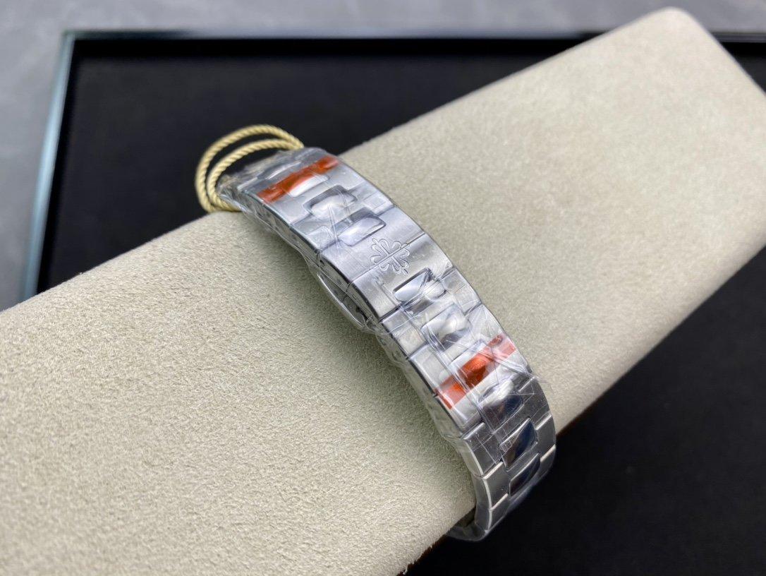 稀缺款PF最高品質版本百達翡麗女表鸚鵡螺運動系列35MM複刻手錶