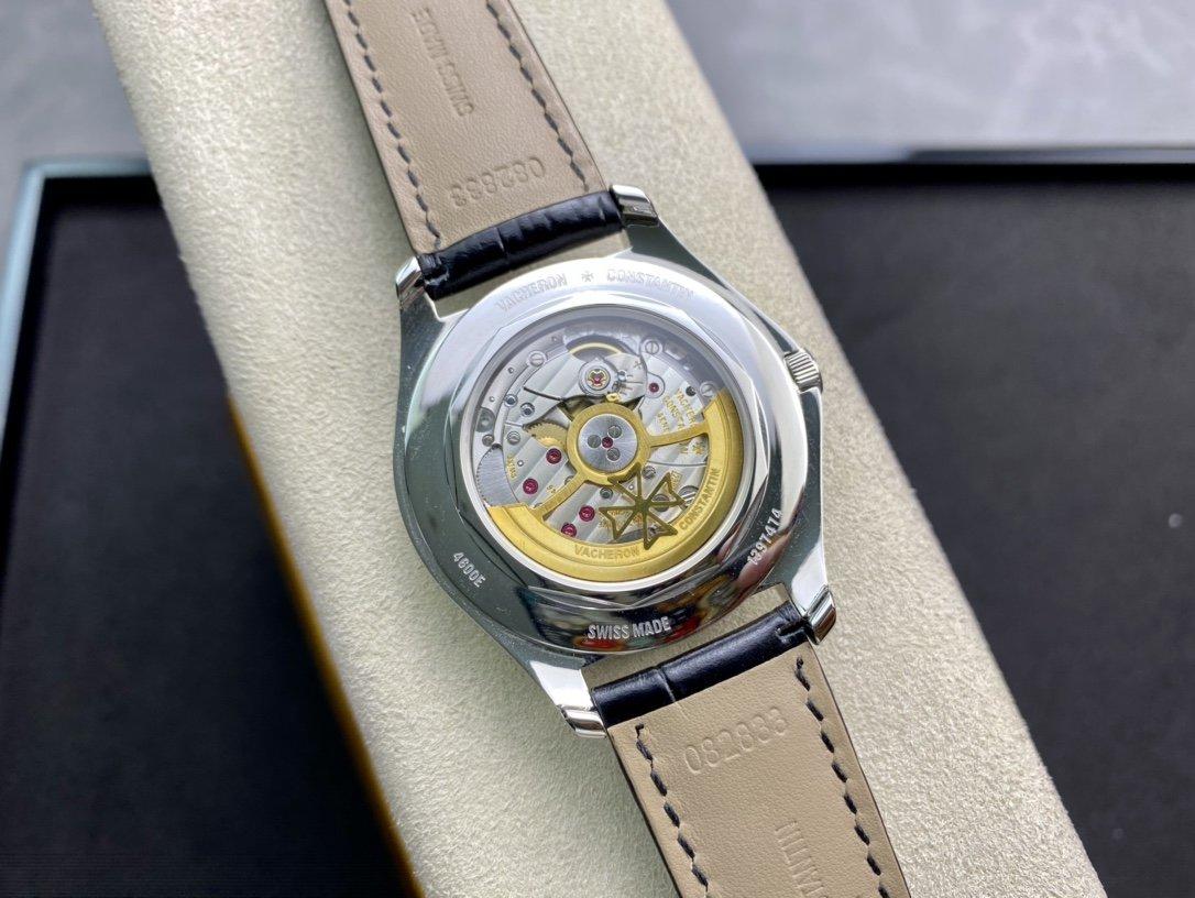 """ZF再推""""鋼王爆品""""江詩丹頓伍陸之型系列三針腕表複刻手錶"""