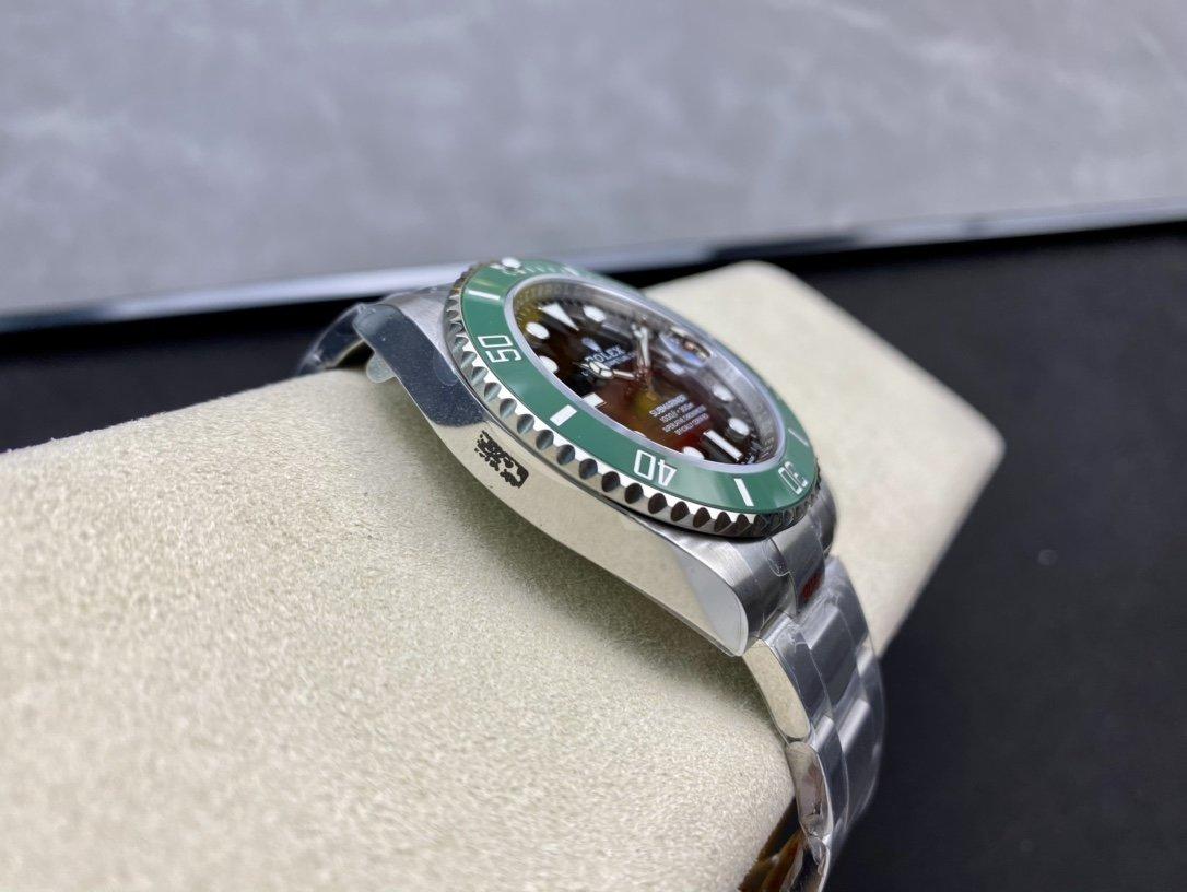 EW 廠2020新款高仿勞力士水鬼潛航者41系列3235機芯複刻手錶