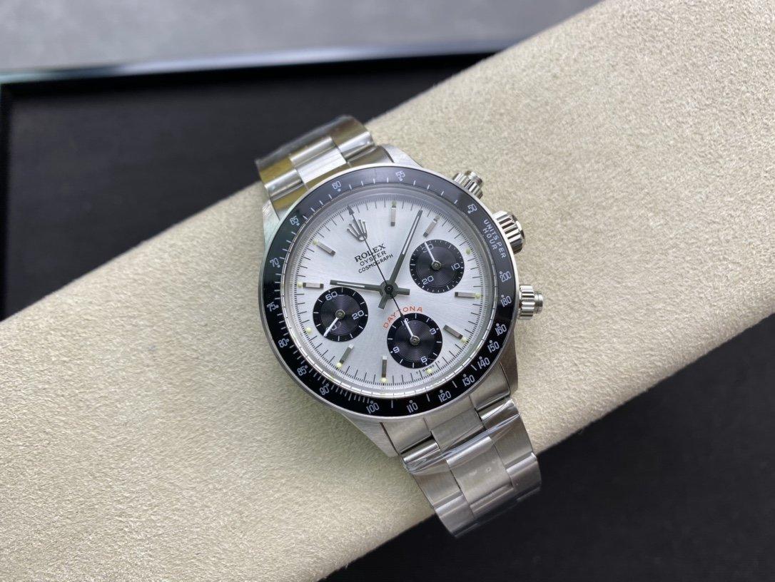 ROLEX高仿勞力士迪通拿復古系列保羅紐曼計時手動機械複刻手錶腕表