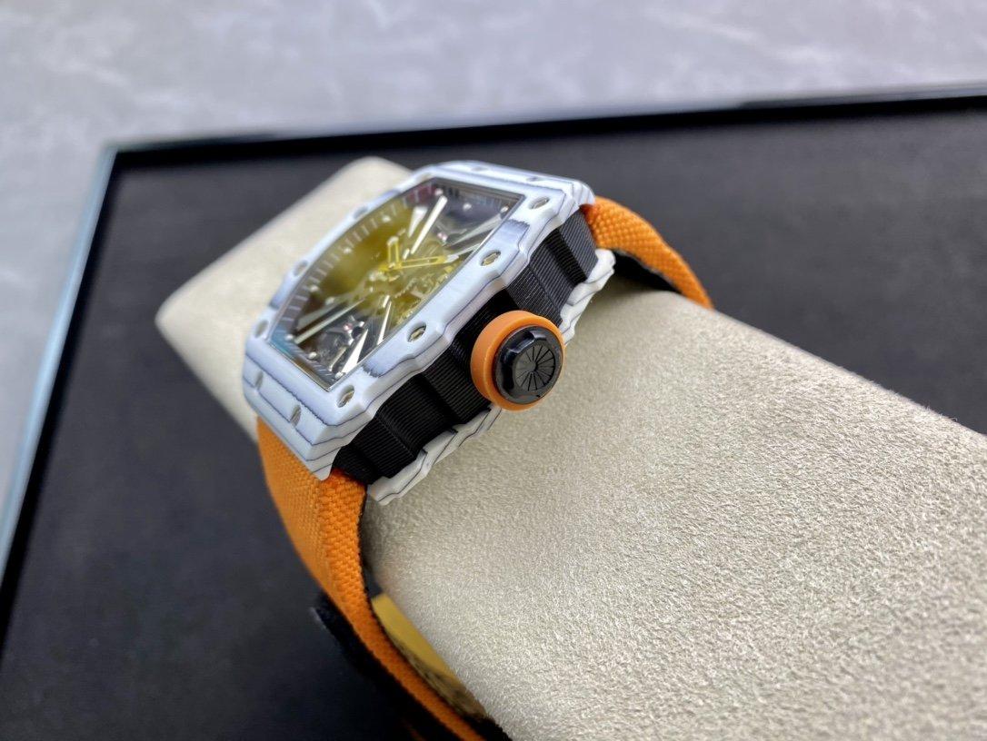 RICHARD MILLE理查德 RM12-01NTPT真陀飛輪複刻手錶